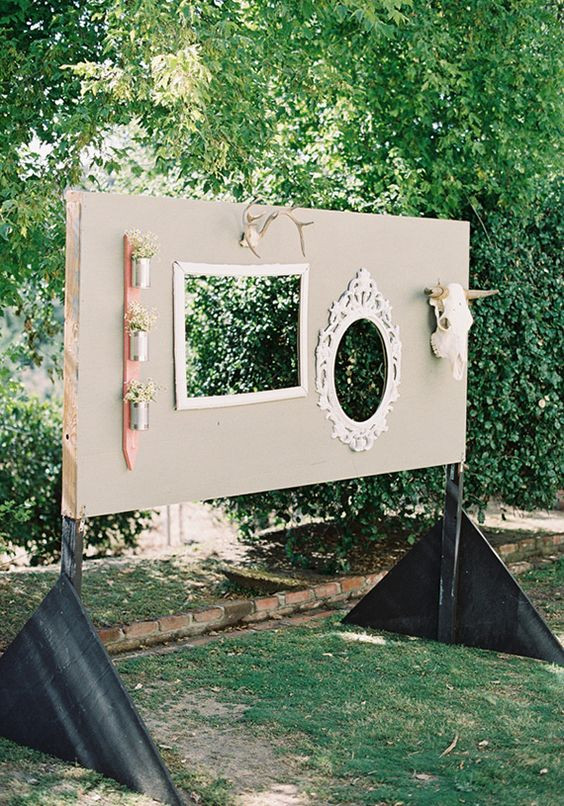 Best ideas about DIY Wedding Photobooth . Save or Pin 20 Brilliant Wedding Booth Ideas Now.