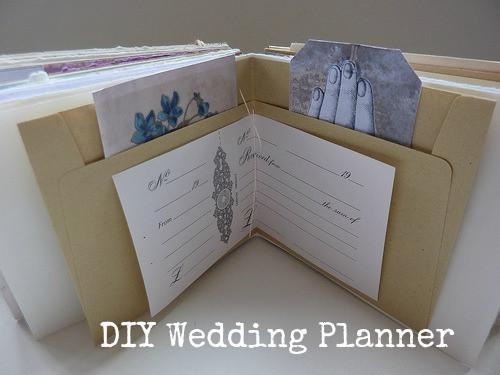 Best ideas about DIY Wedding Planner . Save or Pin DIY Tutorial Wedding Planner Folder Boho Weddings For Now.