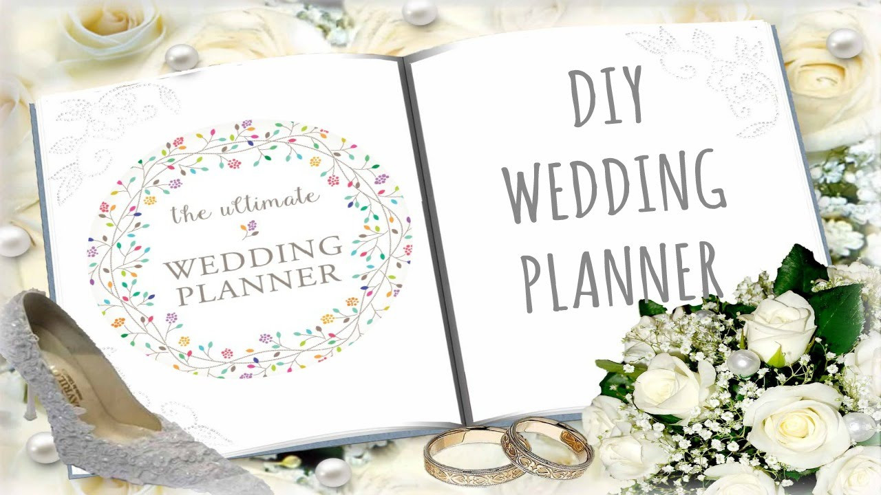 Best ideas about DIY Wedding Planner . Save or Pin DIY Wedding Planner Cheap and Bud Friendly Now.