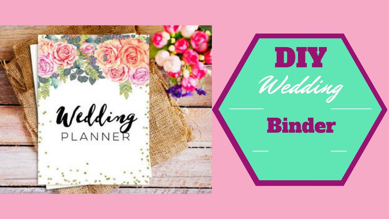 Best ideas about DIY Wedding Planner Binder . Save or Pin DIY Wedding Planner Binder and Wedding Website Now.