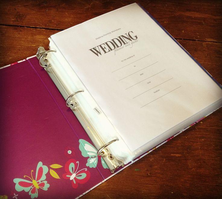 Best ideas about DIY Wedding Planner Binder . Save or Pin Best 25 Diy wedding planner ideas on Pinterest Now.