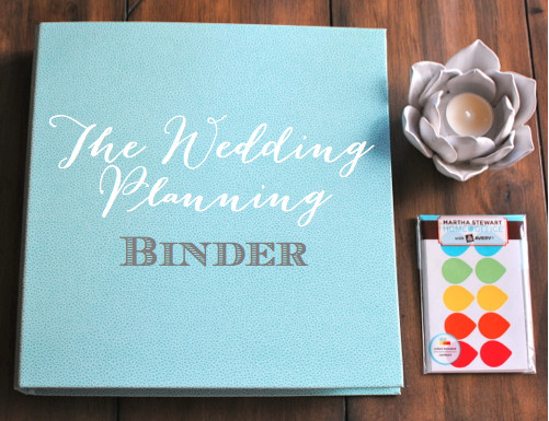 Best ideas about DIY Wedding Planner Binder . Save or Pin oh how darling The Wedding Planner Now.