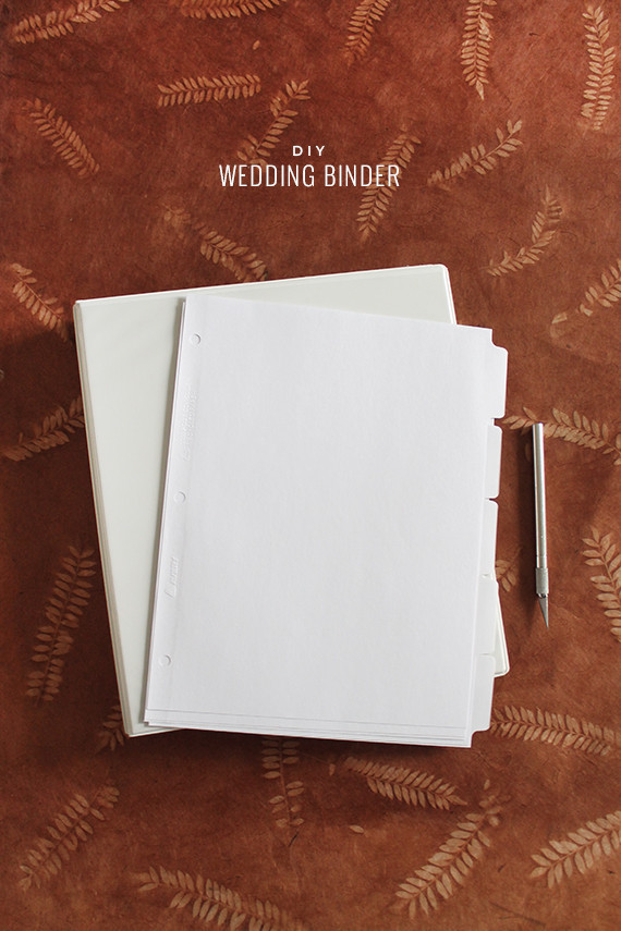 Best ideas about DIY Wedding Planner Binder . Save or Pin diy wedding binder with free printables almost makes perfect Now.