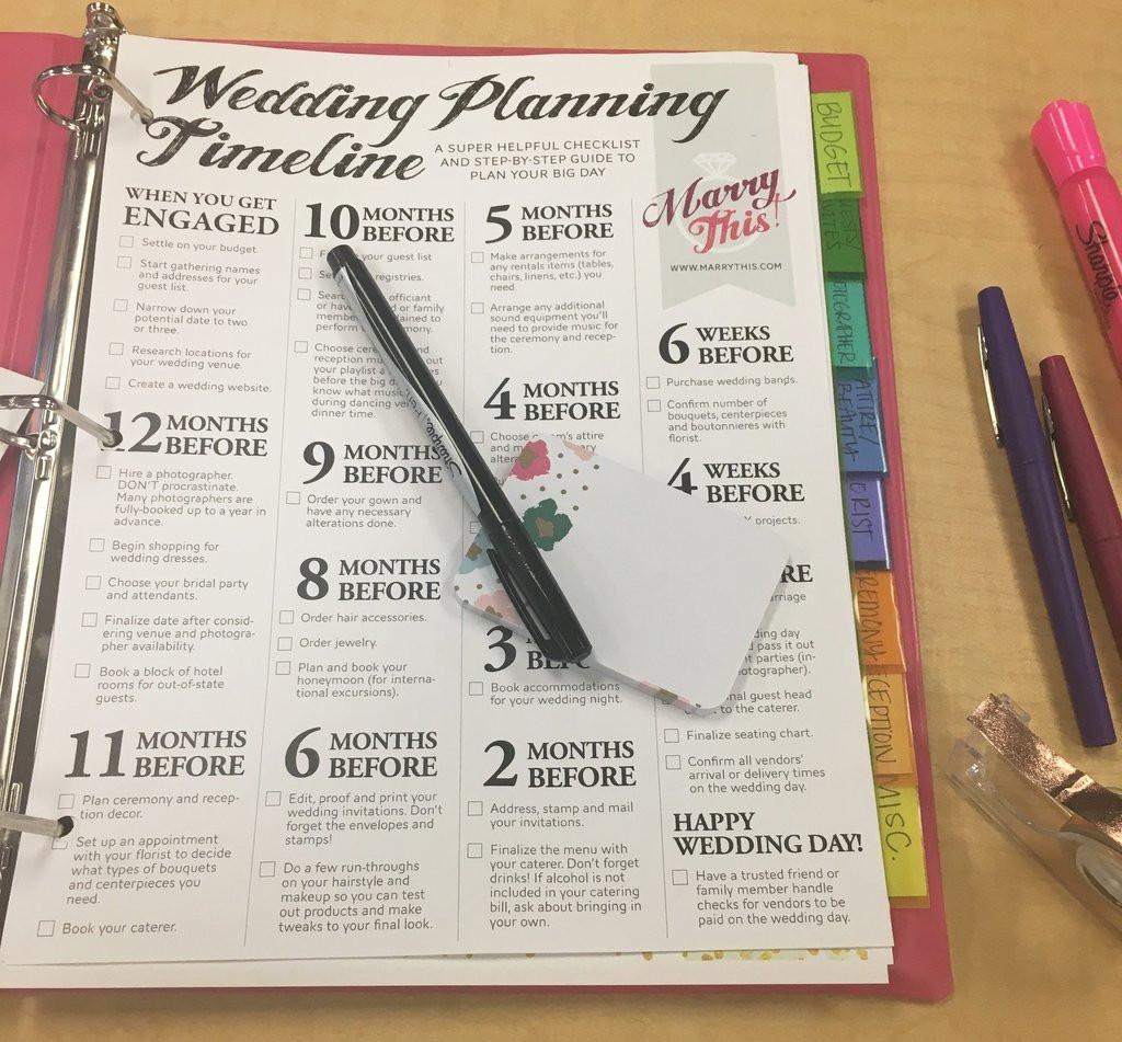 Best ideas about DIY Wedding Planner . Save or Pin DIY Wedding Planning Binder Now.