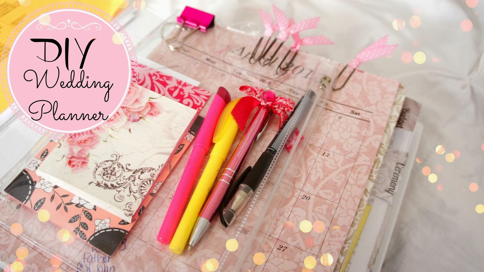 Best ideas about DIY Wedding Planner . Save or Pin BelindaSelene DIY Wedding Planner Save Money Time and Now.