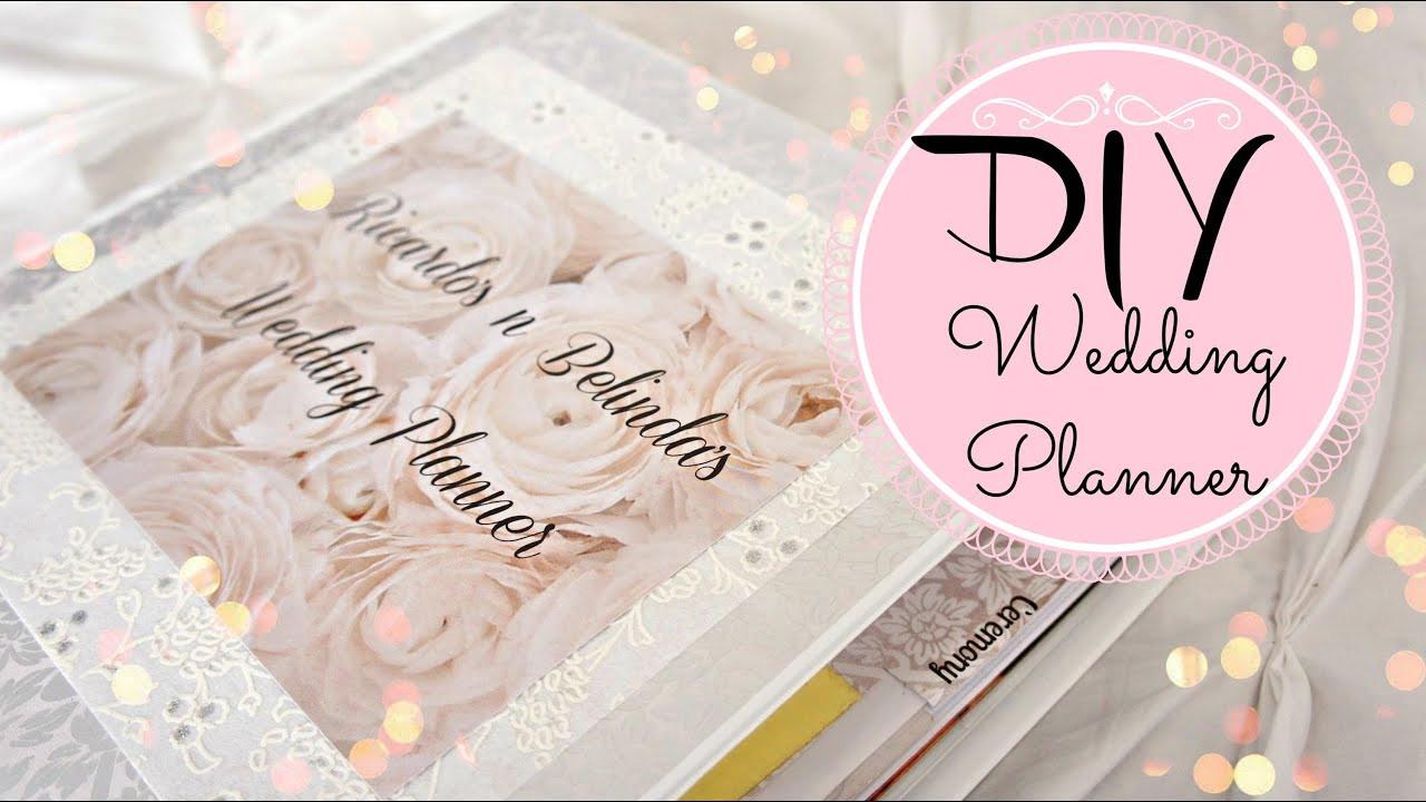 Best ideas about DIY Wedding Planner . Save or Pin DIY Wedding Planner Now.