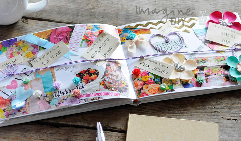 Best ideas about DIY Wedding Planner . Save or Pin Your DIY wedding planner Imagine DIY Now.