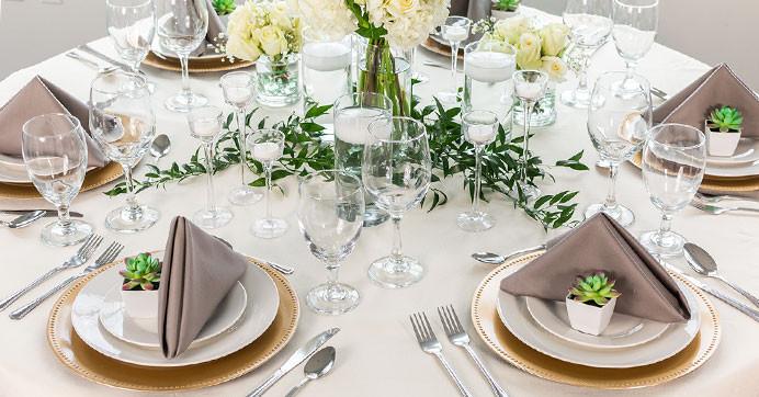 Best ideas about DIY Wedding Reception . Save or Pin DIY Dollar Tree Wedding Reception Tablescape Elegance Now.