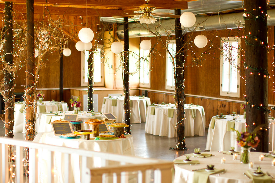 Best ideas about DIY Wedding Reception Decor . Save or Pin Melanie Eric's Wedding in Chapel Hill Now.
