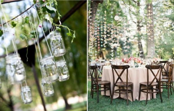 Best ideas about DIY Wedding Reception Decor . Save or Pin DIY Backyard Wedding Ideas 2014 Wedding Trends Part 2 Now.