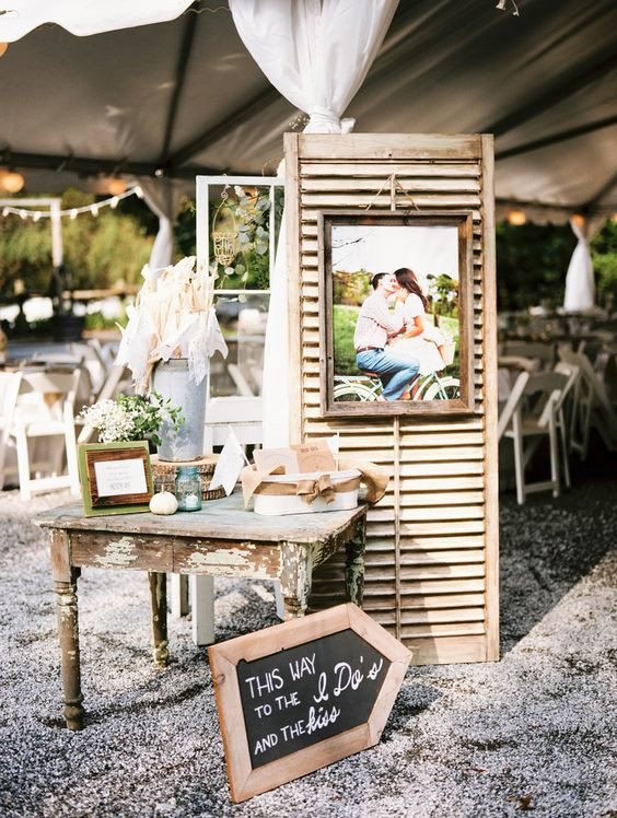 Best ideas about DIY Wedding Reception Decor . Save or Pin 25 Amazing Rustic Outdoor Wedding Ideas from Pinterest Now.