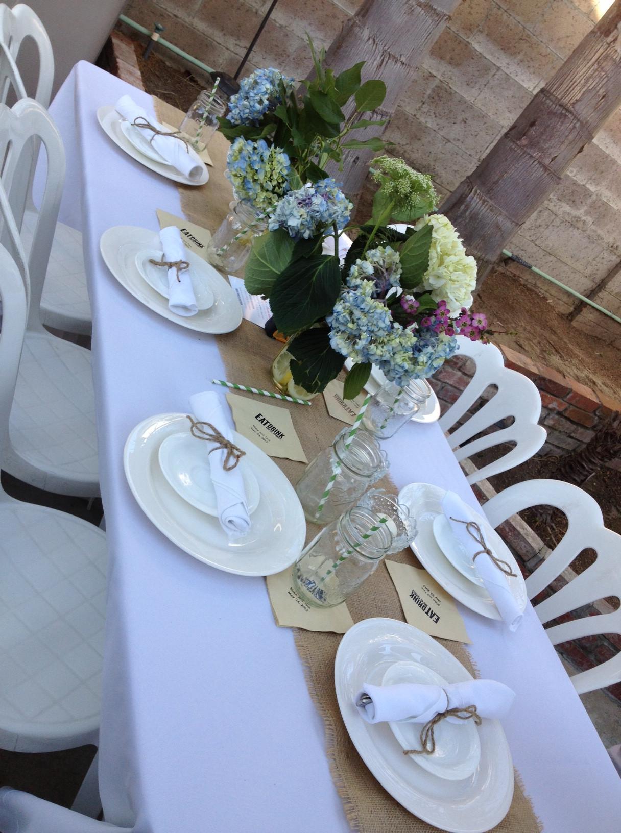 Best ideas about DIY Wedding Reception . Save or Pin Backyard DIY Wedding Reception Now.