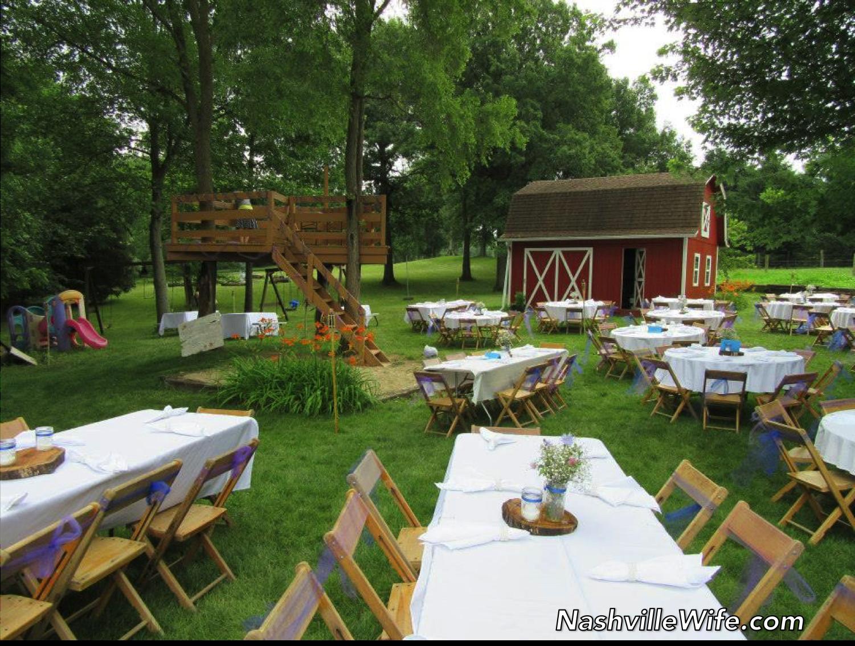 Best ideas about DIY Wedding Reception . Save or Pin DIY Wedding Reception Nashville Wife Now.