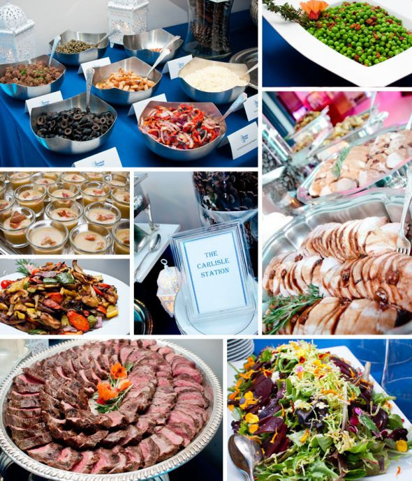 Best ideas about DIY Wedding Reception Food . Save or Pin Sort of DIY Catering Weddingbee Now.
