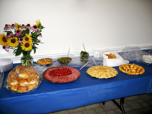 Best ideas about DIY Wedding Reception Food . Save or Pin Cheap Do It Yourself Wedding Reception Tips Now.