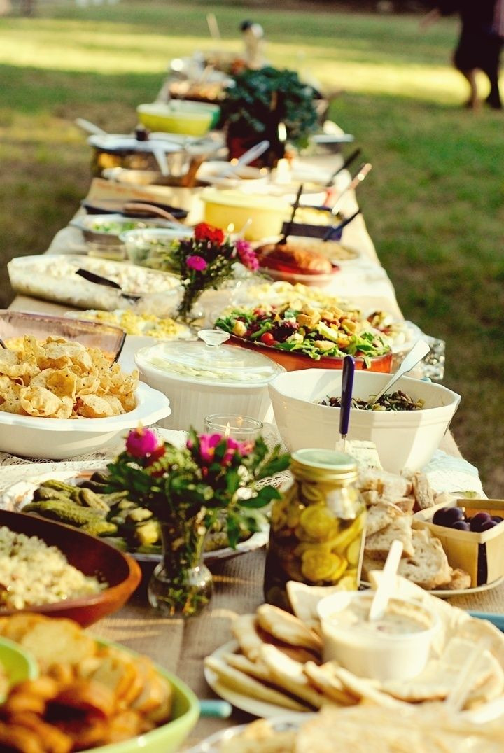Best ideas about DIY Wedding Reception Food . Save or Pin WedPics Shutting Down February 15th 2019 Now.