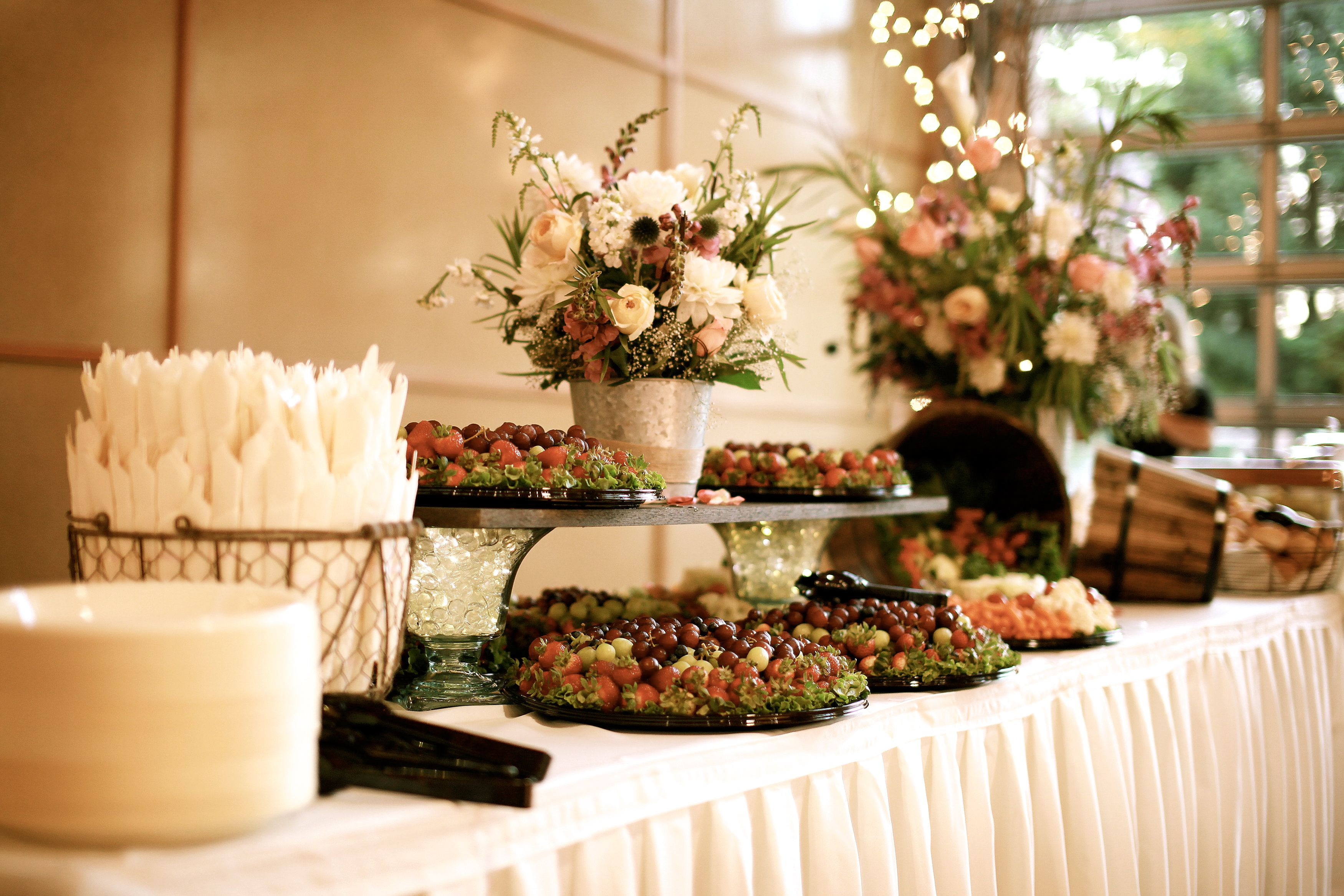 Best ideas about DIY Wedding Reception Food . Save or Pin Do it yourself reception food The Reception Now.