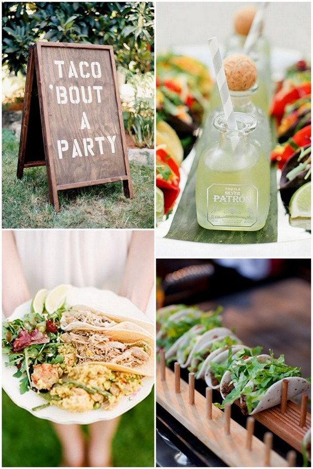 Best ideas about DIY Wedding Reception Food . Save or Pin 15 Wedding Food Stations your Guests will LOVE Now.