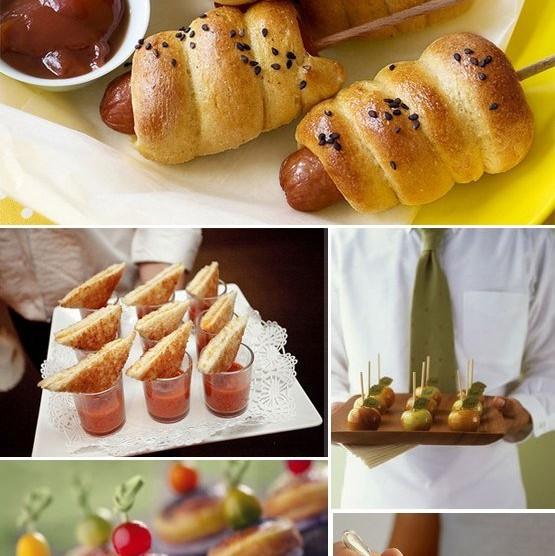 Best ideas about DIY Wedding Reception Food . Save or Pin Wedding Food Ideas DIY Weddings Magazine Now.
