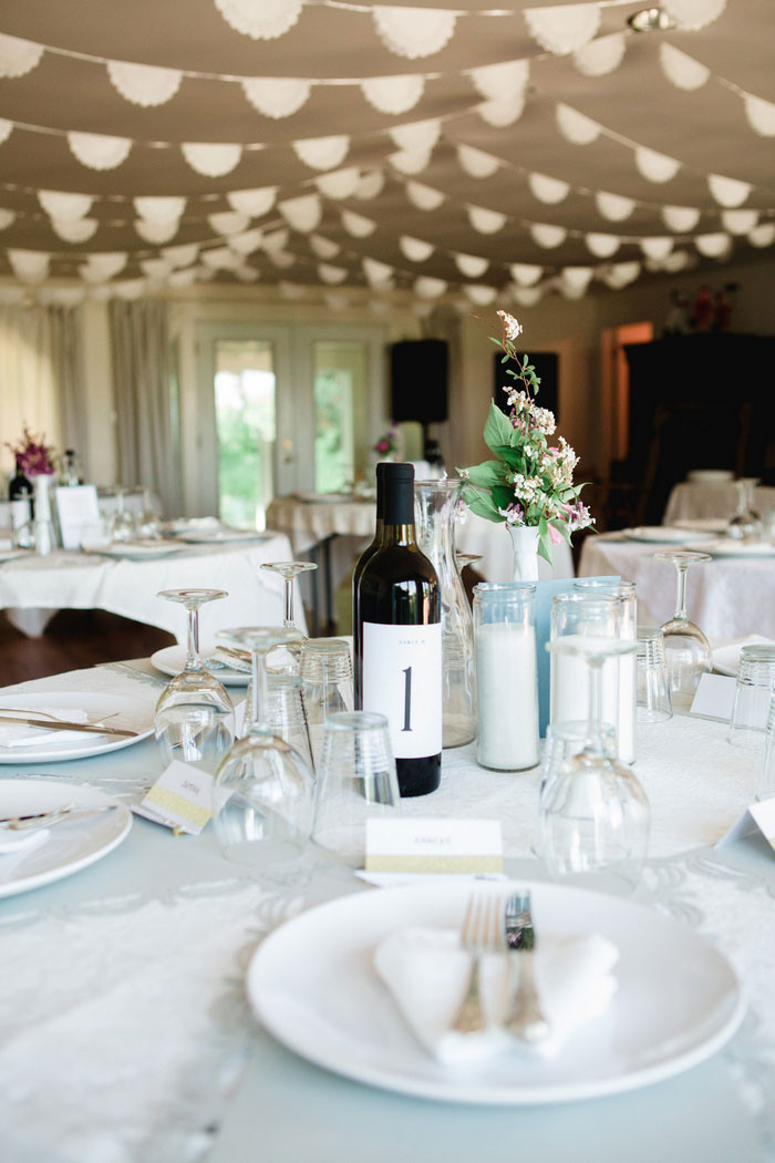 Best ideas about DIY Wedding Reception . Save or Pin Anneke and Cameron s Outdoor DIY Nova Scotia Wedding Now.