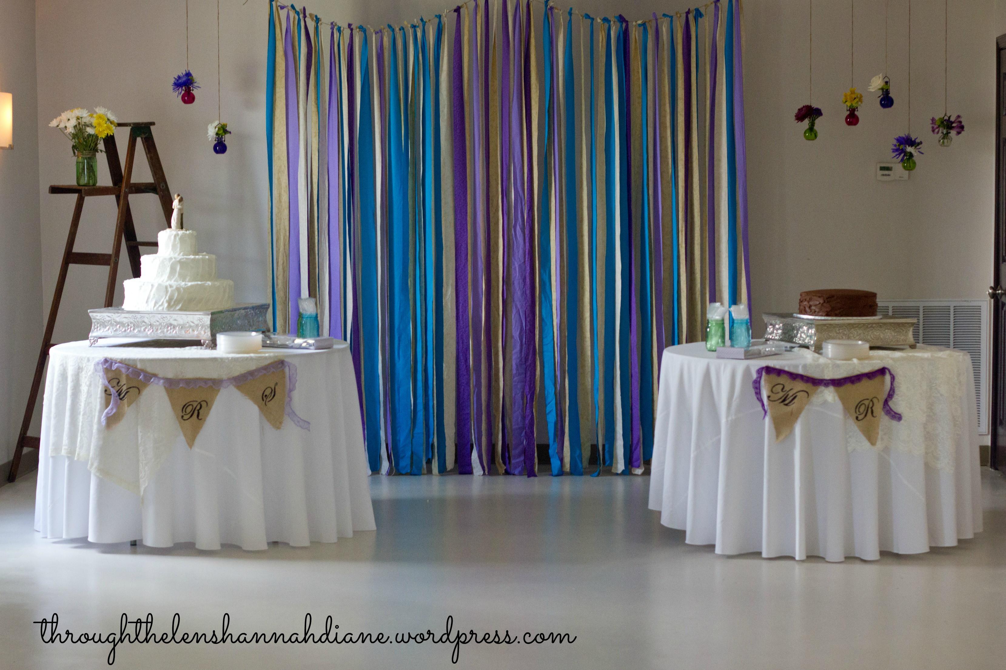 Best ideas about DIY Wedding Reception Ideas . Save or Pin My DIY Wedding Now.