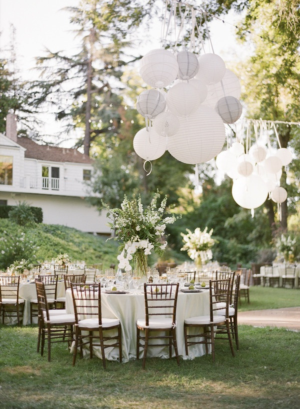 Best ideas about DIY Wedding Reception . Save or Pin DIY Backyard Wedding Ideas 2014 Wedding Trends Part 2 Now.