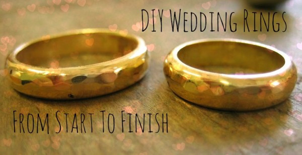 Best ideas about DIY Wedding Ring . Save or Pin DIY Wedding Rings – From Start to Finish – DIY Weddings Now.