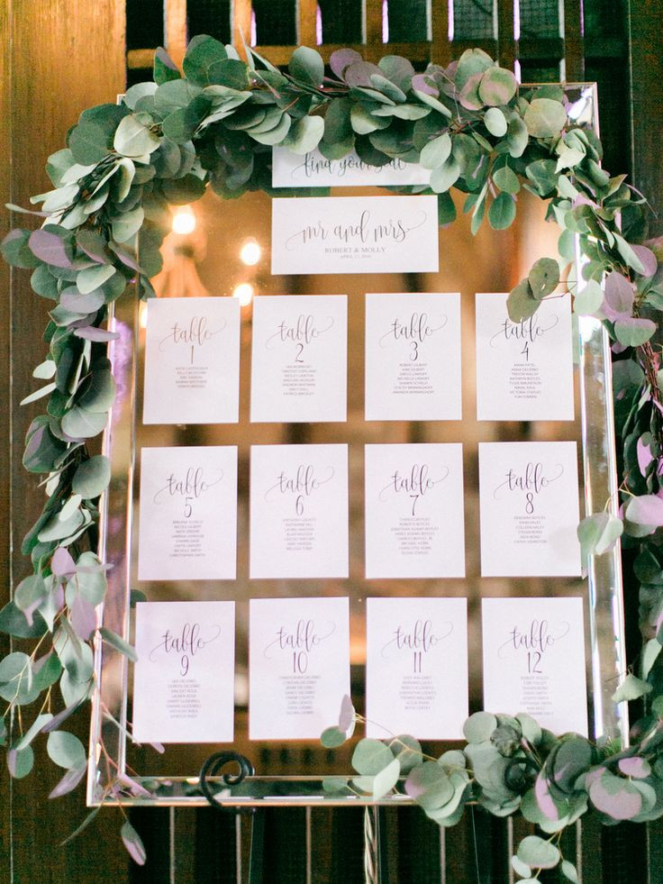 Best ideas about DIY Wedding Seating Chart . Save or Pin Best 20 Wedding mirror ideas on Pinterest Now.