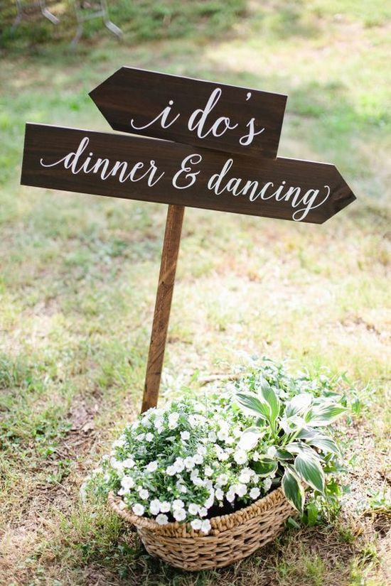 Best ideas about DIY Wedding Signage . Save or Pin Best 25 Wedding signs ideas on Pinterest Now.