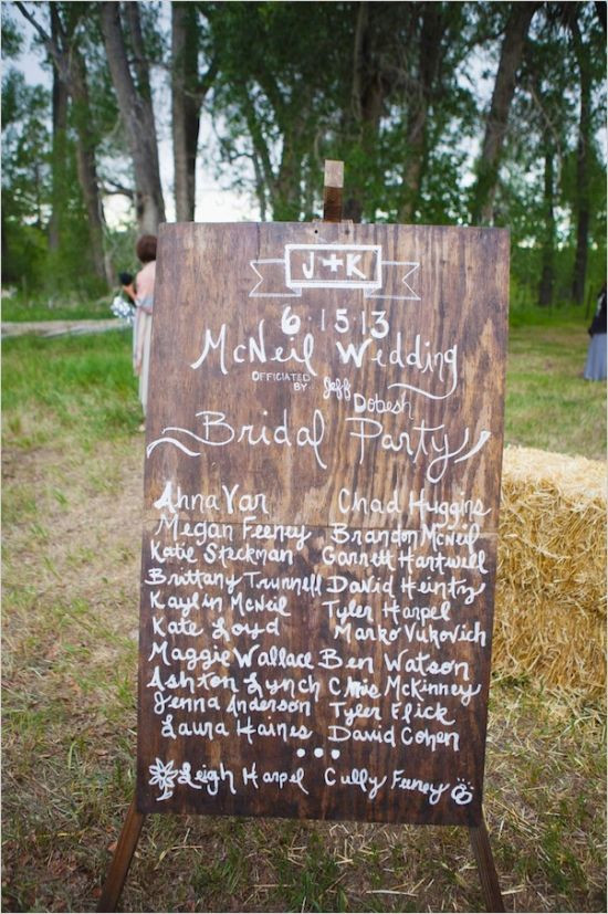 Best ideas about DIY Wedding Signs . Save or Pin DIY Vintage Wood Trick for Wedding Signs Now.