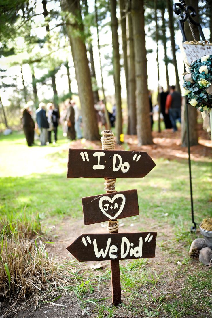 Best ideas about DIY Wedding Signs . Save or Pin Wedding DIY Inspirations Now.