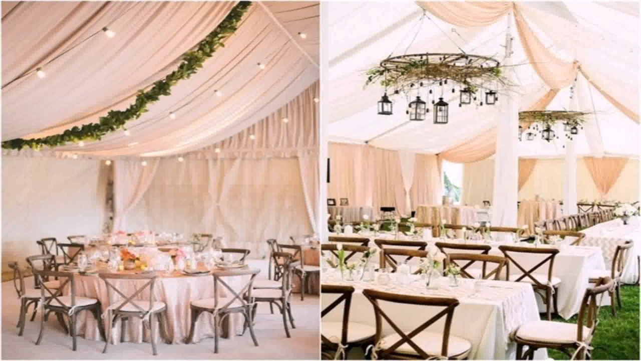 Best ideas about DIY Wedding Tent . Save or Pin Diy Decorate Wedding Tent Now.