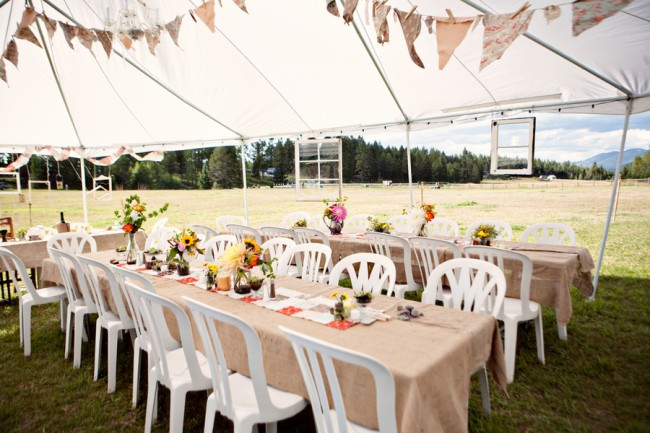 Best ideas about DIY Wedding Tent . Save or Pin Ultimate Vintage DIY Wedding with Piano Dessert Table Now.