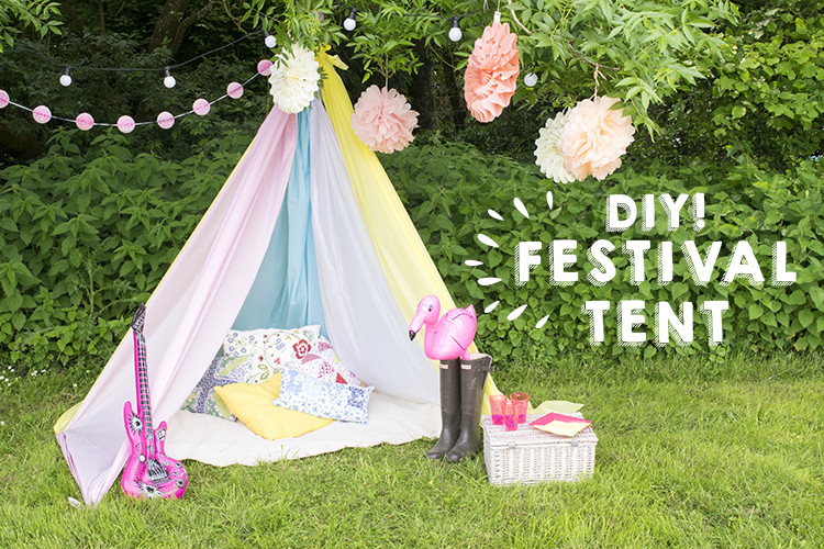 Best ideas about DIY Wedding Tent . Save or Pin DIY Festival Party Tent Party Pieces Blog & Inspiration Now.