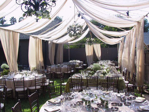 Best ideas about DIY Wedding Tent . Save or Pin Tent Swagging Now.