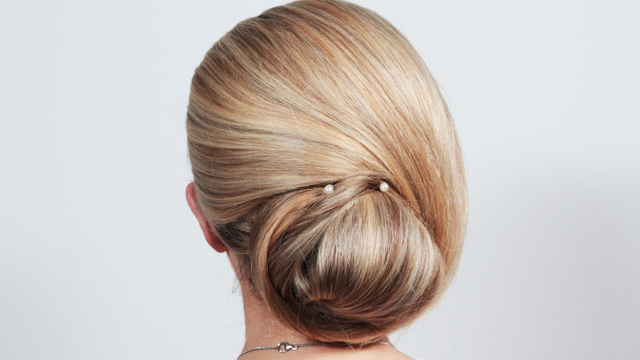 Best ideas about DIY Wedding Updo . Save or Pin Easy DIY Wedding Updo Now.