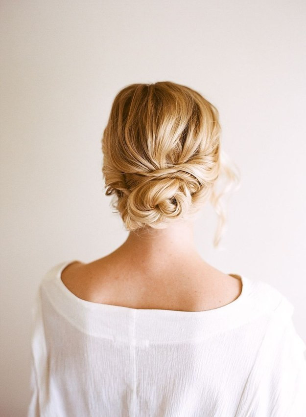 Best ideas about DIY Wedding Updo . Save or Pin 30 DIY Wedding Hairstyles Gorgeous Wedding Hair Styles Now.