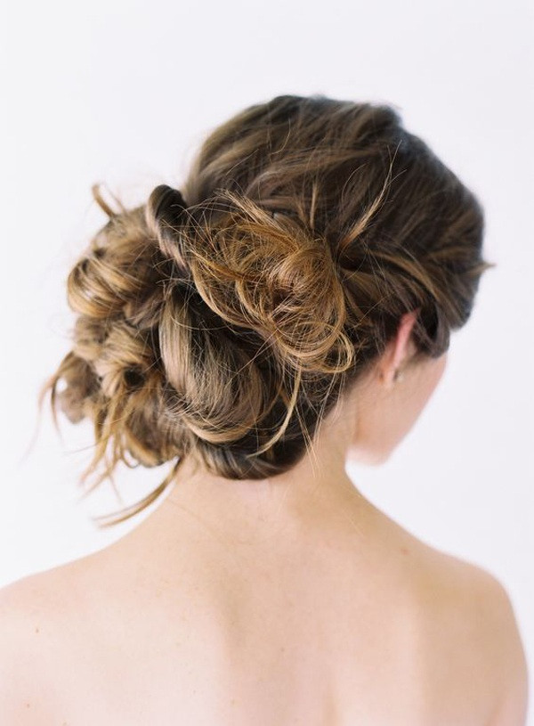 Best ideas about DIY Wedding Updo . Save or Pin A Tutorial on Long Hair Wedding Hair Updos ce Wed Now.