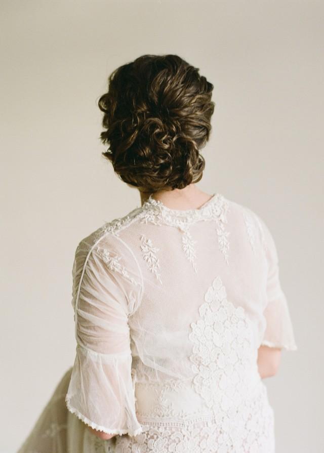 Best ideas about DIY Wedding Updo . Save or Pin DIY Elegant Wedding Updo Tutorial Weddbook Now.