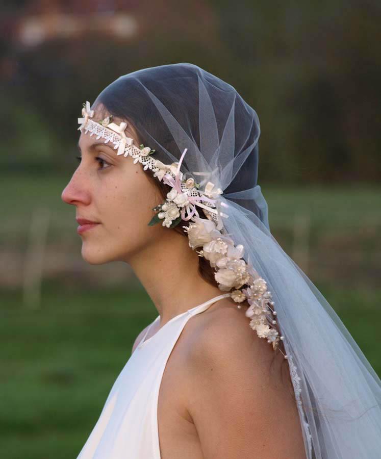 Best ideas about DIY Wedding Veil . Save or Pin DIY Tutorial 1920s Style Cap Veil · Rock n Roll Bride Now.