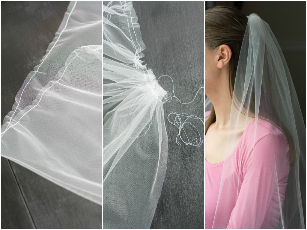 Best ideas about DIY Wedding Veil . Save or Pin How to Make a Bridal Veil Simple DIY Bridal Veil Now.