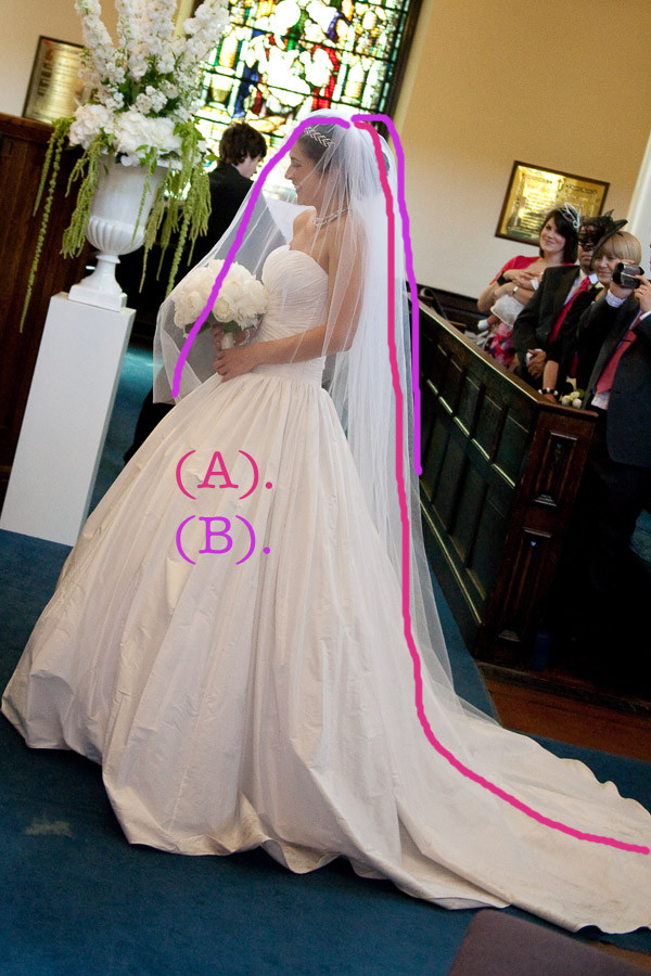 Best ideas about DIY Wedding Veil . Save or Pin 5 Fabulous DIY Wedding Veil Ideas Now.