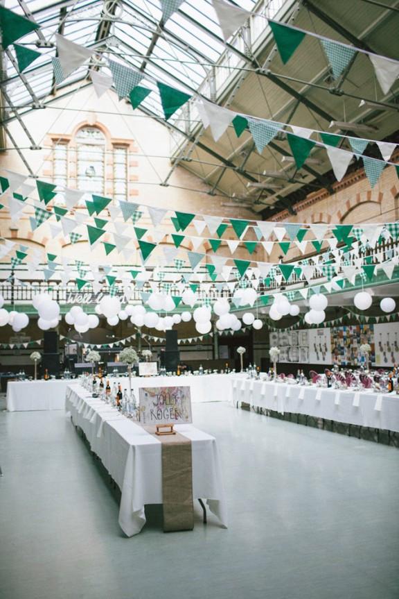 Best ideas about DIY Wedding Venue . Save or Pin DIY Wedding in Victoria Baths Fiona & Jonny · Rock n Roll Now.