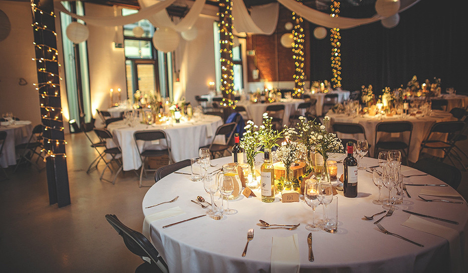 Best ideas about DIY Wedding Venue . Save or Pin DIY wedding venue in Bristol The Event Space at Paintworks Now.