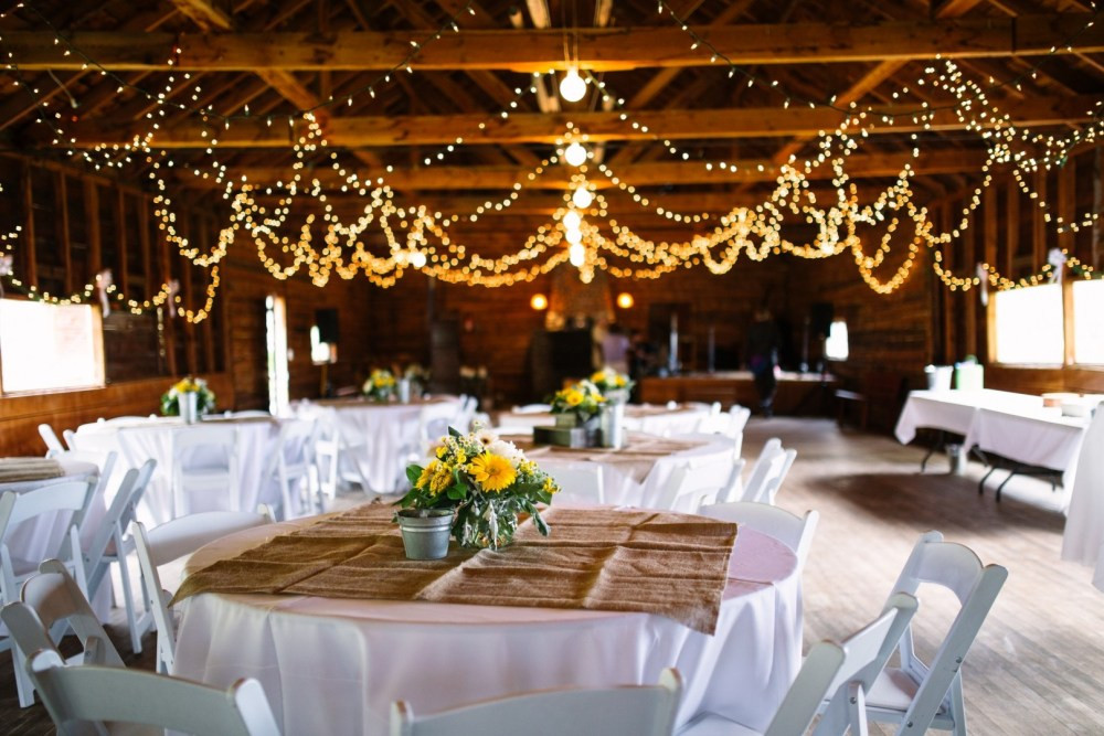 Best ideas about DIY Wedding Venue . Save or Pin Transform An Ugly Reception Venue With These DIY Tricks Now.