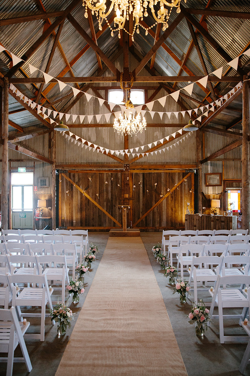 Best ideas about DIY Wedding Venue . Save or Pin Kathleen & Dan s DIY Barn Wedding nouba Now.