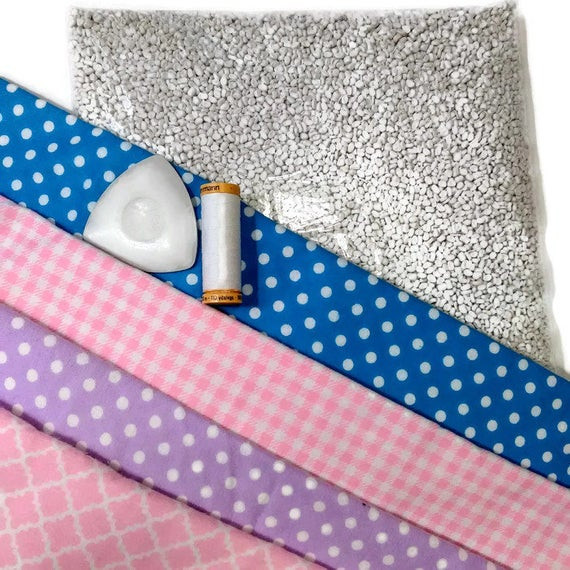 Best ideas about DIY Weighted Blanket Kit . Save or Pin Weighted Blanket or DIY kit with Instructions and Supplies for Now.
