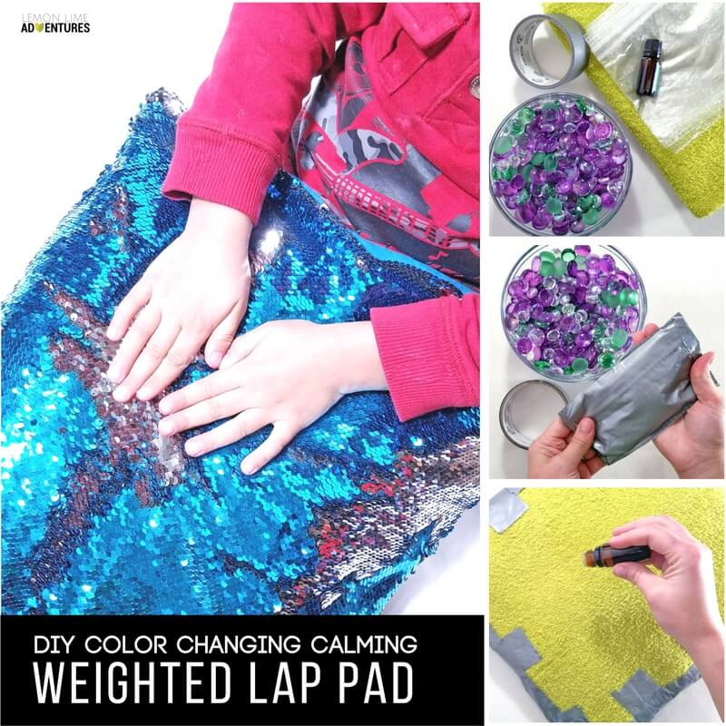 Best ideas about DIY Weighted Blanket Kit . Save or Pin Totally Awesome No Sew Mermaid Fid Bag for Kids That Now.