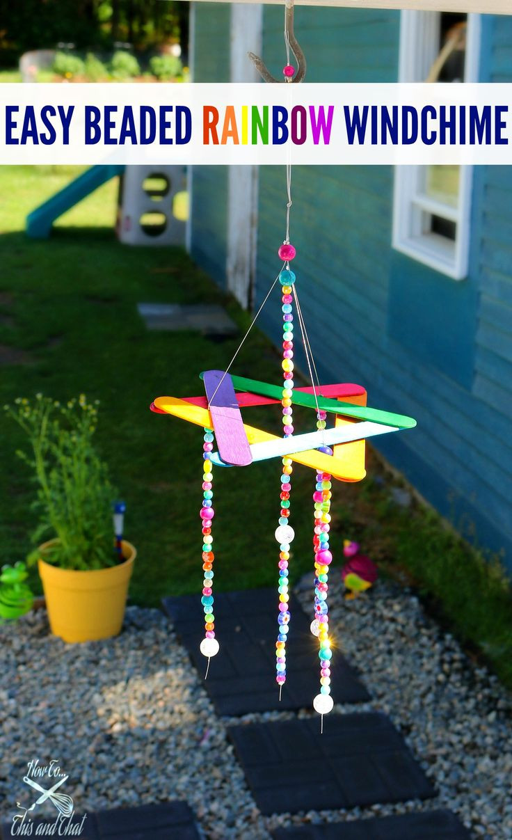 Best ideas about DIY Wind Chimes For Kids . Save or Pin 17 Best ideas about Wind Chimes Kids on Pinterest Now.