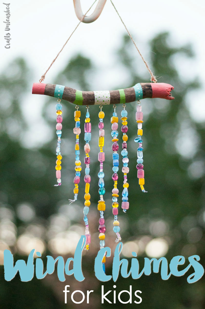 Best ideas about DIY Wind Chimes For Kids . Save or Pin DIY Wind Chimes For Kids Step by Step Consumer Crafts Now.